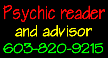 Custom Psychic Reader And Advisor Logo LED Neon Sign 1