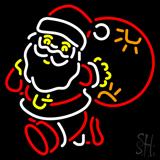Santa Claus LED Neon Sign