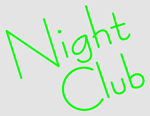 Custom Night Club Bar Neon Sign 3