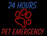Custom Pet Emergency LED Neon Sign 1