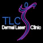 Custom TLC Dermal Laser Clinic Led Sign 2