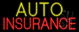 Auto Insurance Animated LED Sign