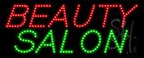 Beauty Salon Animated LED Sign