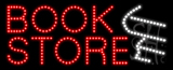 Book Store Logo Animated LED Sign