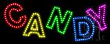 Candy Animated LED Sign