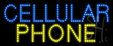 Cellular Phone Animated LED Sign