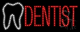 Dentist Logo Animated LED Sign