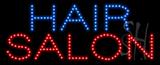 Hair Salon Animated LED Sign