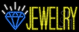 Jewelry Logo Animated LED Sign