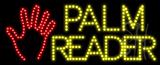 Palm Reader Logo Animated LED Sign