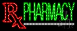 Pharmacy Logo Animated LED Sign