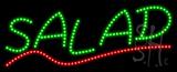 Salad Animated LED Sign
