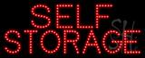 Self Storage Animated LED Sign