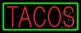 Tacos Animated LED Sign