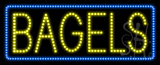 Bagels Animated LED Sign