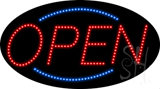 Open Animated LED Sign