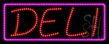 Deli Animated LED Sign