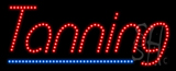 Tanning Animated LED Sign