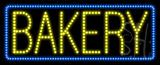 Bakery Animated LED Sign