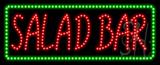 Salad Bar Animated LED Sign