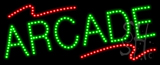 Arcade Animated LED Sign