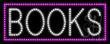 Books Animated LED Sign