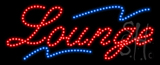 Lounge Animated LED Sign