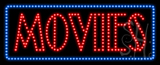 Movies Animated LED Sign