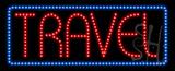Travel Animated LED Sign