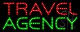 Travel Agency Animated LED Sign