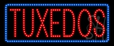 Tuxedos Animated LED Sign