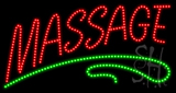 Massage Animated LED Sign