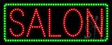 Salon Animated LED Sign
