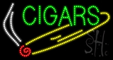 Cigars Animated LED Sign