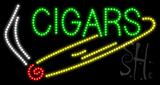 Cigars Animated LED Sign