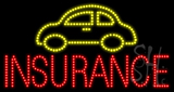 (Car) Insurance Animated LED Sign
