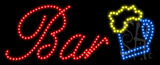 Bar Animated LED Sign