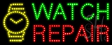 Watch Repair Animated LED Sign