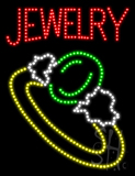 Jewelry (large size) Animated LED Sign