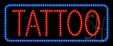 Tattoo Animated LED Sign