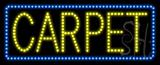 Carpet Animated LED Sign