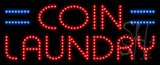 Coin Laundry Animated LED Sign