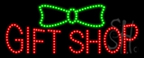 Gift Shop Animated LED Sign