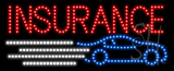 Insurance Animated LED Sign