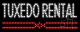 Tuxedos Rental Animated LED Sign