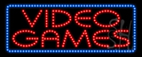 Video Games Animated LED Sign
