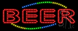 Beer Animated LED Sign