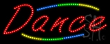 Dance Animated LED Sign