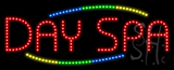 Day Spa Animated LED Sign