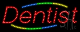 Dentist Animated LED Sign